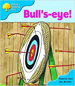 Book Oxford Reading Tree: Stage 3: More Storybooks: Bull's-eye!: Pack B