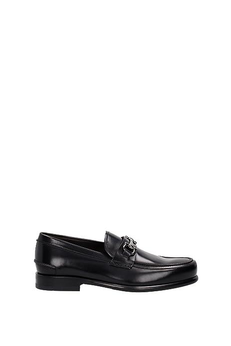 Salvatore Ferragamo Mocasines Hombre - (GARDEL0642255) EU: Amazon.es: Zapatos y complementos