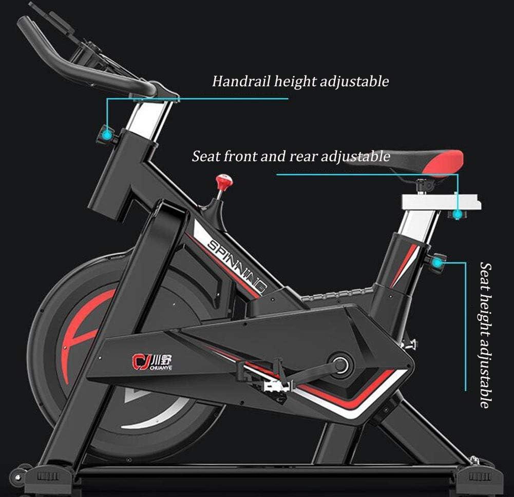 MJ-Sports Bicicleta de Ejercicio para Ciclismo de Interior, Equipo ...