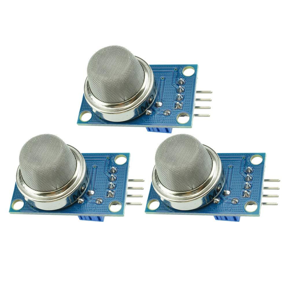 Aideepen 3pcs MQ135 MQ-135 Air Quality Sensor Hazardous Gas Detection Module for Arduino by Aideepen