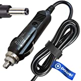 T-Power 12v Car Cigarette Plug Charger Compatible with RCA, Pyle, DBPOWER, Sylvania, Synagy, Apeman, Craig, COOAU, Dynex…