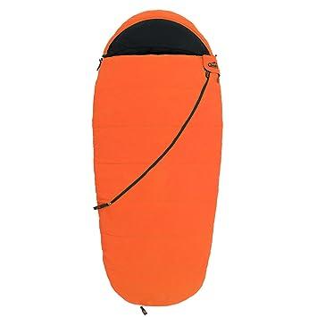 Qeedo Buddy Junior Saco de Dormir Niños Comfort Control, Best Shape & Soft Touch -