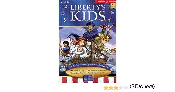 Amazon.com: Liberty's Kids (PC & Mac): Software