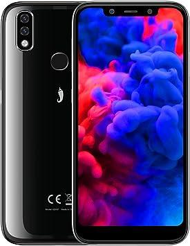 iLA X1 Smartphone Libre,Teléfonos Móviles Muesca Pantalla 5.67 ...