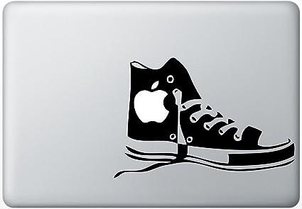 seguro carencia Deshabilitar  Converse Zapatillas Sneakers Negro Vinilo Adhesivo Coche de silueta de  símbolo Teclado pista Pad de vinilo Skin para ordenador portátil iPad  MacBook ventana camión motocicleta: Amazon.es: Coche y moto