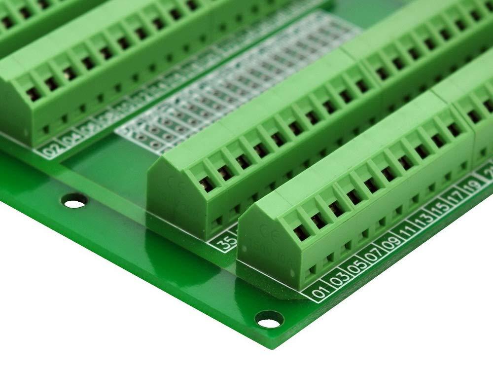 electronics-salon 68-pin Vhdci DSUB scsi-5/Screw terminal block Breakout Board.