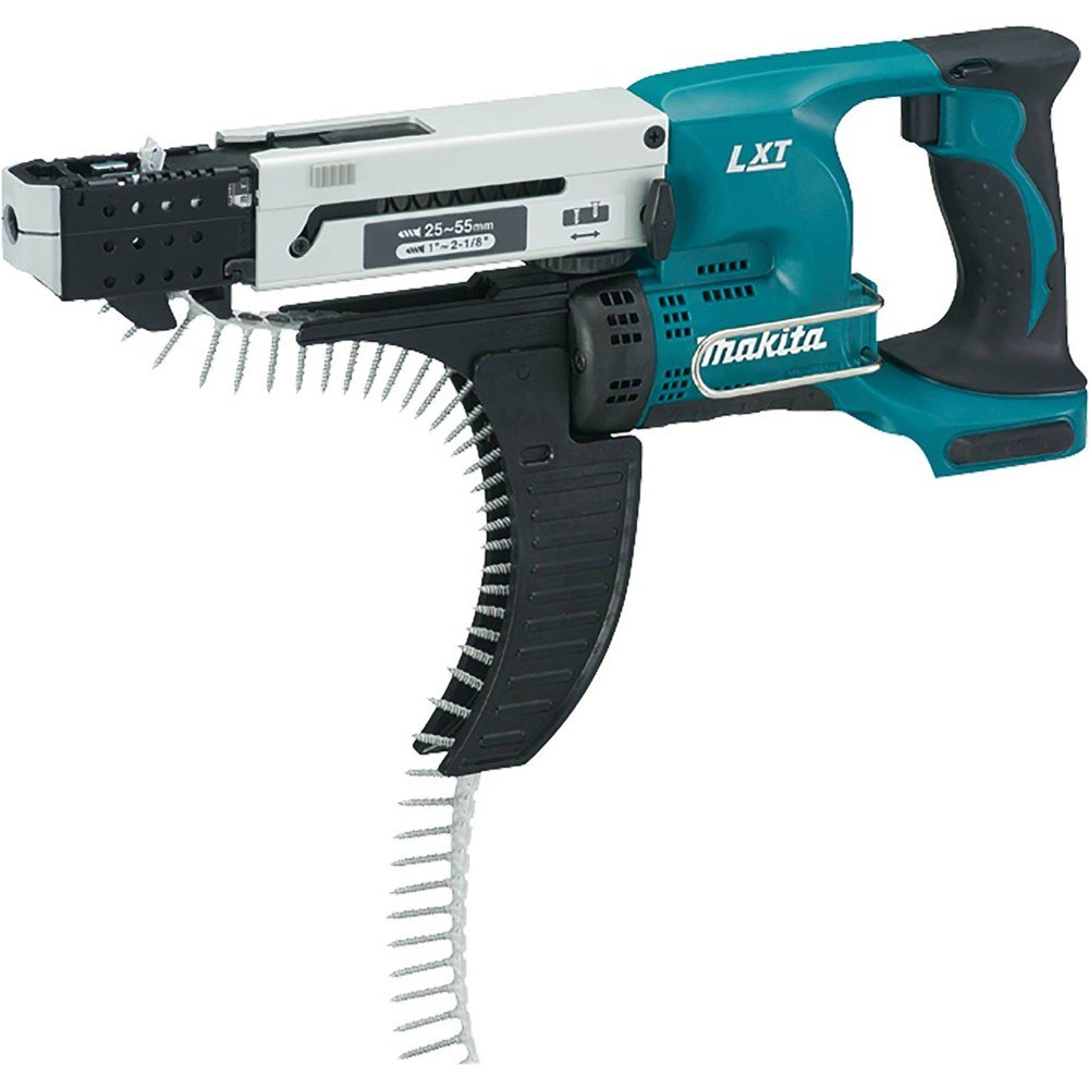 Makita XRF02Z 18V LXT Lithium-Ion Cordless Autofeed Screwdriver, Tool Only by Makita  B010Q7FNZI