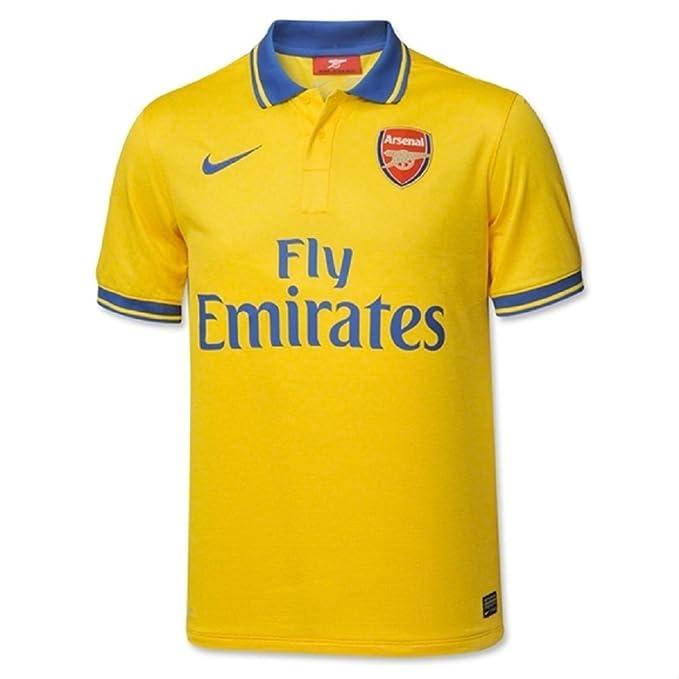 f0ed82cb6ea Arsenal Away 13-14 Soccer Jersey (XL)