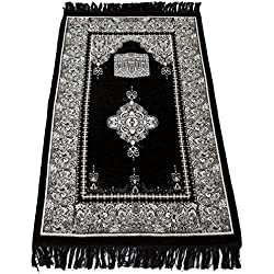 Sajda Rugs Best Quality Prayer Rug - Turkish Islamic Muslim Prayer Rugs Janamaz Prayer Mat Ramadan Eid Gifts