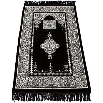 Sajda Rugs Best Quality Prayer Rug   Turkish Islamic Muslim Prayer Rugs  Janamaz Prayer Mat Ramadan