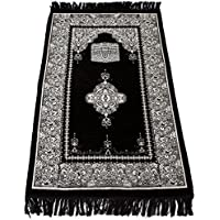 Sajda Rugs Prayer Rug - Turkish Islamic Muslim Prayer Rugs Janamaz Prayer Mat Ramadan Eid Gifts