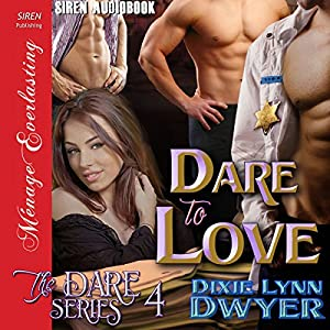 Dare to Love Audiobook