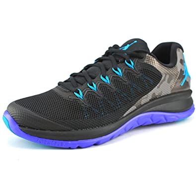 a8dcdc8a8bd6ec  715572-007  AIR Jordan Flight Runner 2 Mens Sneakers AIR JORDANBLACK Blue  LAGOONM