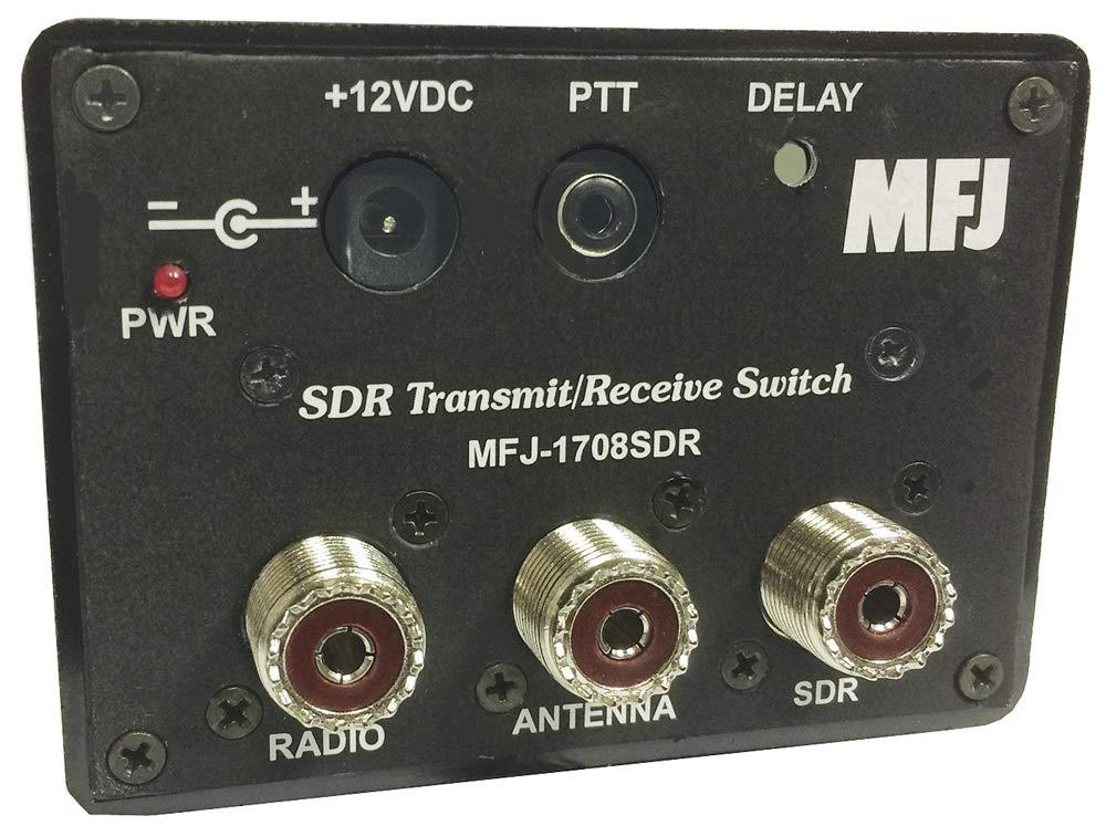 MFJ-1708SDR SDR Transmit and Receive Switch