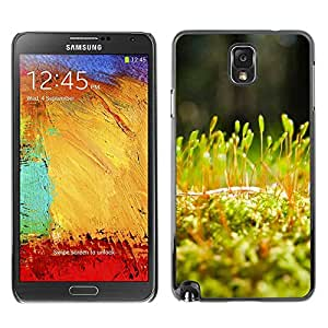Exotic-Star ( Plant Nature Forrest Flower 54 ) Fundas Cover Cubre Hard Case Cover para Samsung Galaxy Note 3 III / N9000 / N9005