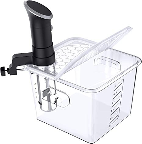 Collapsible Hinge Lid For Anova Nano Sous Vide Cookers 12//18//22 Quart Container