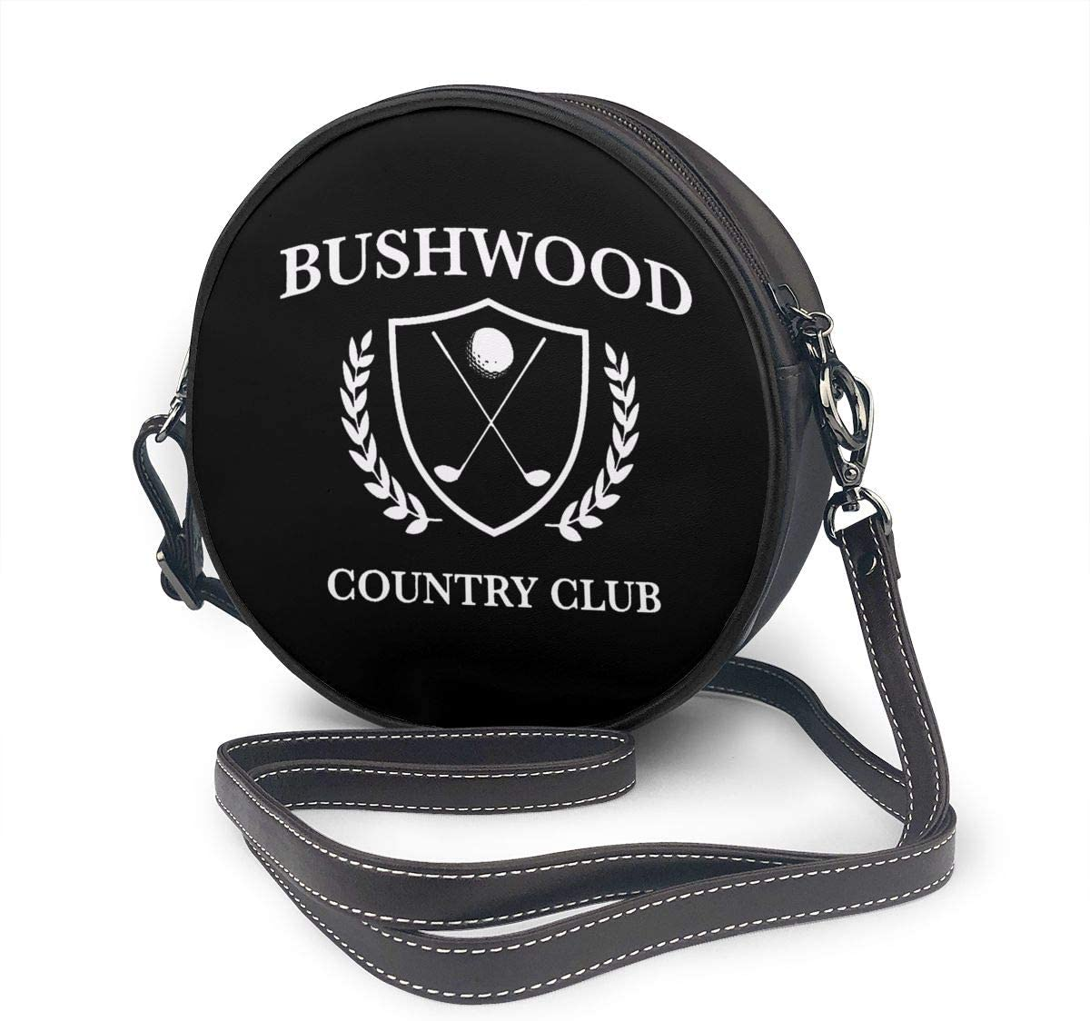 Bushwood Country Club Women Specially High Density Shoulder Bags Thick Backpack Travel School Wallet
