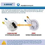 Fuel Pump A3518M for Lesabre 00-05 3.8L, Park