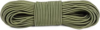 product image for Atwood Rope MFG Polyester Shock Cord Bungee Cord - 5/32 Inch, 150lb Test - Without Hooks - 25, 50, 100 Feet | Motorcycle Accessories, Camping Essential