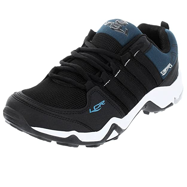 94b9edf2c308a Lancer Men s Mesh Sports Running Walking Training and Gym Shoes  Buy Online  at Low Prices in India - Amazon.in