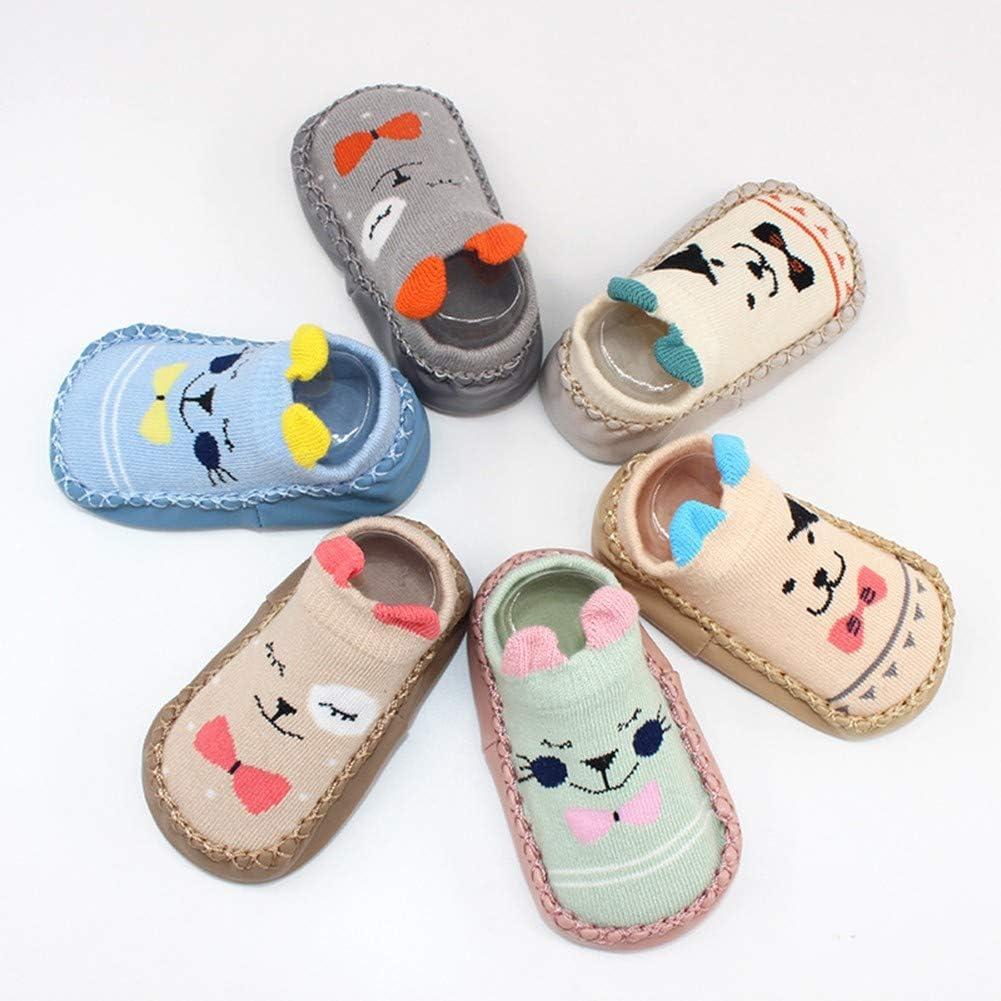 Cute Baby Socks Boy Girl Cartoon Cotton Socks NewBorn Infant Toddler Socks YH