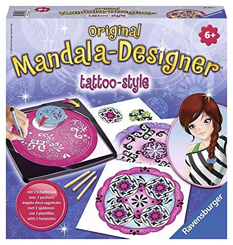 Ravensburger 2-In-1 Mandala-Designer Tattoo by Ravensburger (Image #7)
