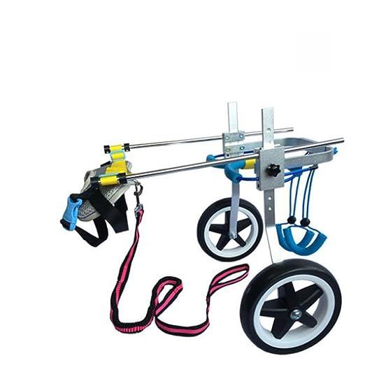 Anziani Macchine Cani disabili dimensioni : Xs Ausiliari Cani Cani Gatti PLDDY Carrozzina per animali domestici Esercizi per le gambe Scooter
