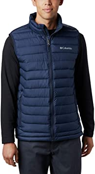 Columbia Powder Lite Chaqueta sin Mangas, Hombre: Amazon.es ...