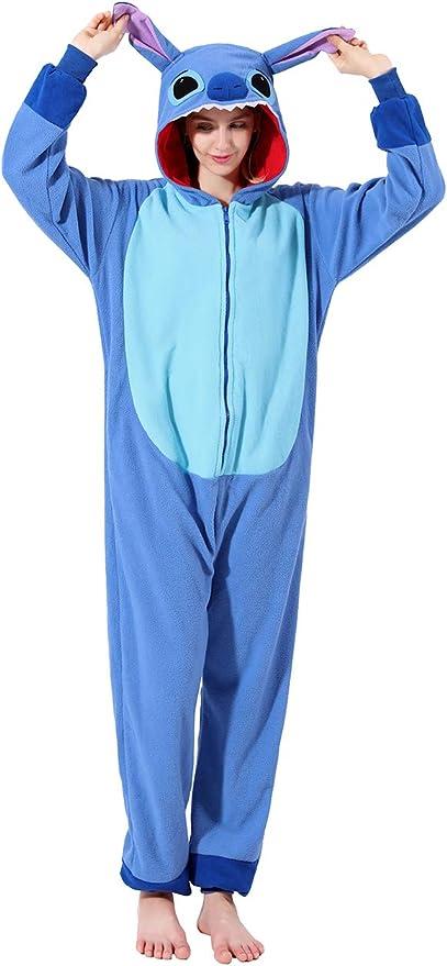 Amazon.com: Ogu Deal - Pijama de anime para adultos, con ...