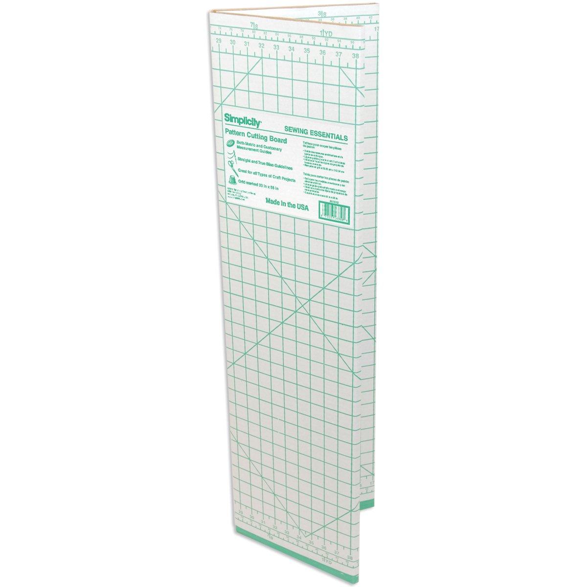 Wrights 881630 Cardboard Pattern Cutting Board, 36''x60''