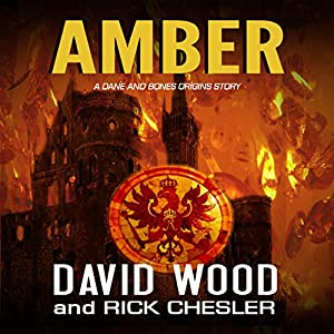 Amber: A Dane and Bones Origins Story Audiobook