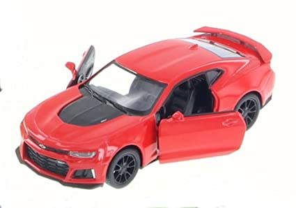 Amazon Kinsmart 2017 Chevrolet Camaro Zl1 Red 5399d 138