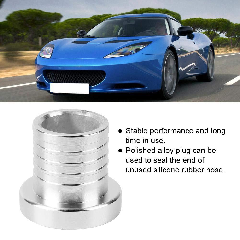 1 Car Alloy Bung Blanking Plug Bov Blow of Valve Flange Adapter Gorgeri 25mm
