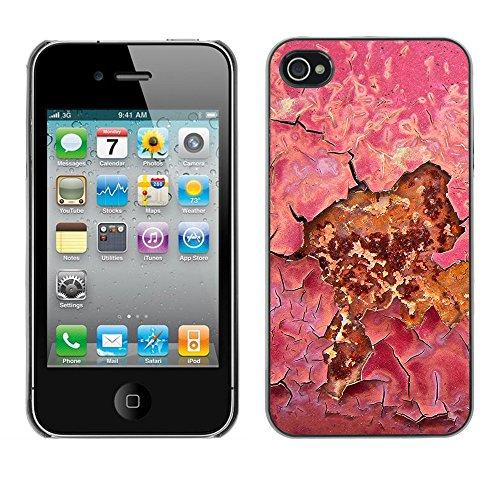 Premio Sottile Slim Cassa Custodia Case Cover Shell // F00012268 abstrait // Apple iPhone 4 4S 4G