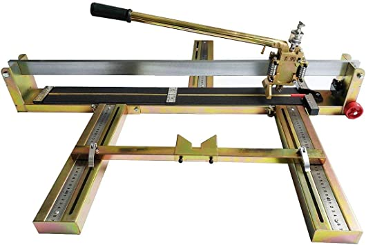 Heavy Duty High Precision Manual Tile Cutter 800mm St6603 Amazon Co Uk Diy Tools