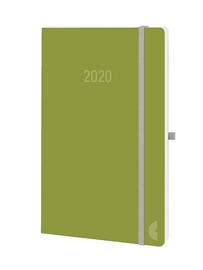 Chronoplan 50780 - Agenda 2020, A5, tapa blanda, 1 semana en ...