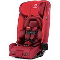 Diono 2020 Radian 3RXT, 4-in-1 Convertible, Extended Rear Facing, 10 Years 1 Car Seat, Fits 3 Across, Slim Fit Design…