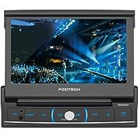 DVD Player Automotivo, Pósitron, DVD SP6320 BT, DVD Automotivo, Preto