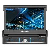 DVD Player Automotivo Pósitron SP6320BT com Tela 7