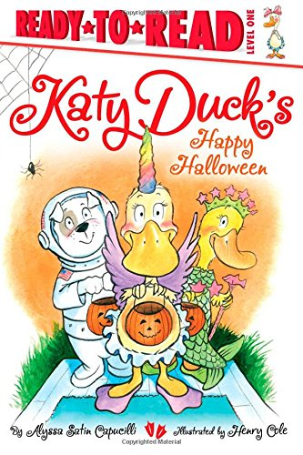 Katy Duck's Happy Halloween -