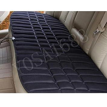Yosa fundas de coche - Cojín de asiento calefactable 12 V ...