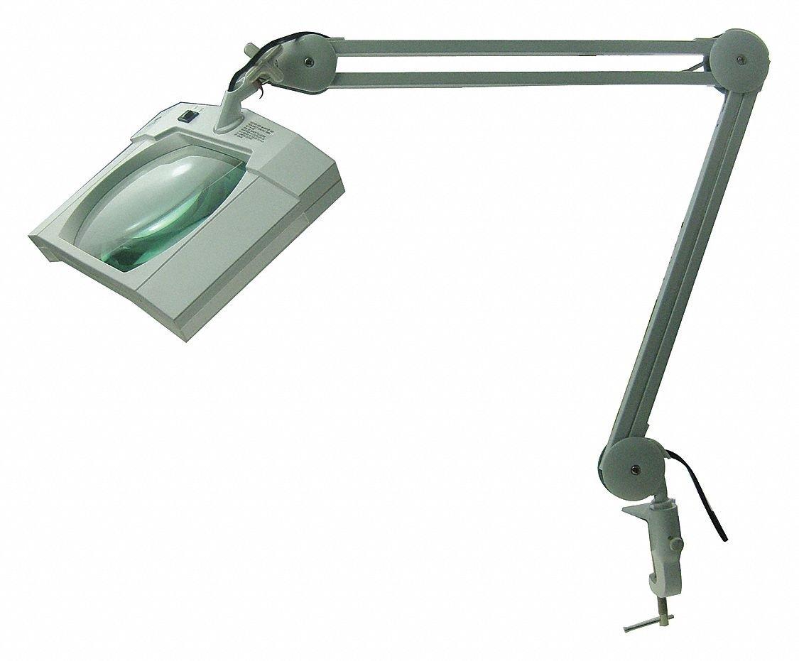 Magnifier Light, 7.5Inx6.2Inx8.67In, LED