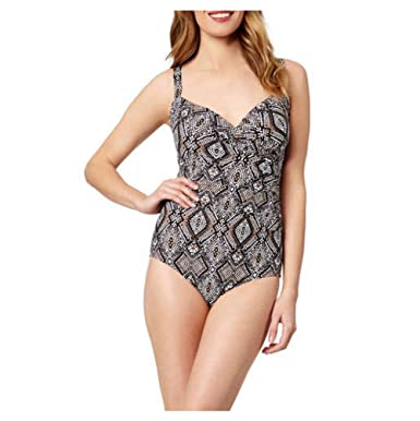 bbe1e72f5f9 Catalina Womens Surplice One-Piece Swimsuit (Small