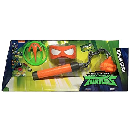 Giochi Preziosi Teenage Mutant Ninja Turtles TUAB43 Juego de ...