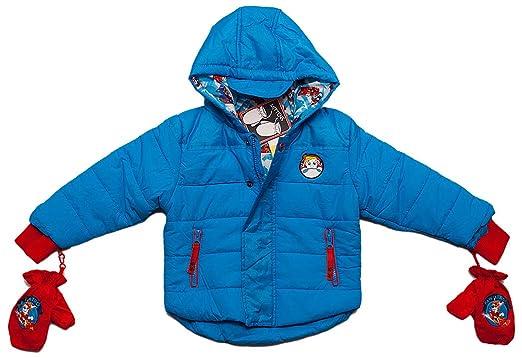f15d210a6357 Amazon.com  Paw Patrol Kids Padded Winter Jacket  Clothing