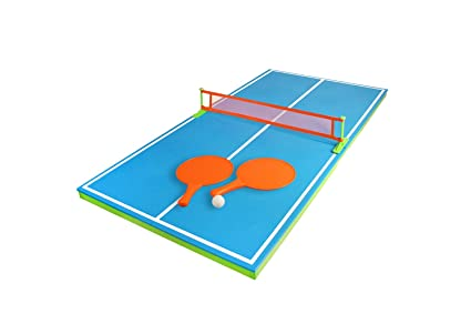 Amazon Com Poolmaster Floating Table Tennis Game Toy Toys Games