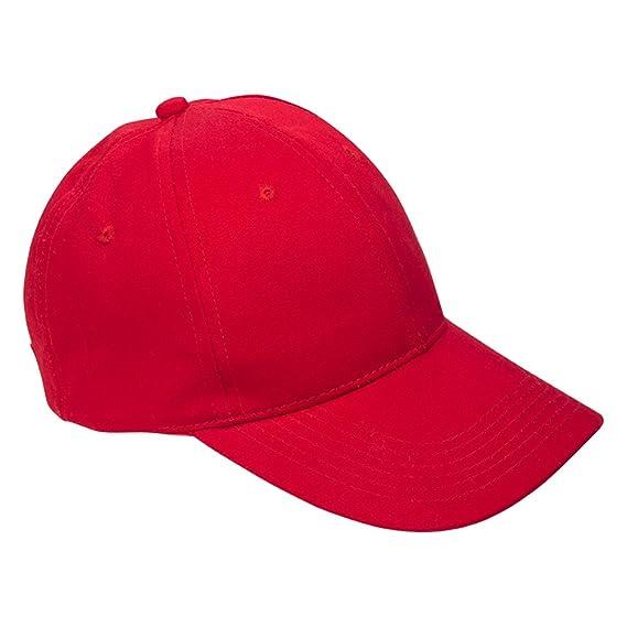 eBuyGB Unisex clásico Impermeable Gorra de béisbol 9333295e831