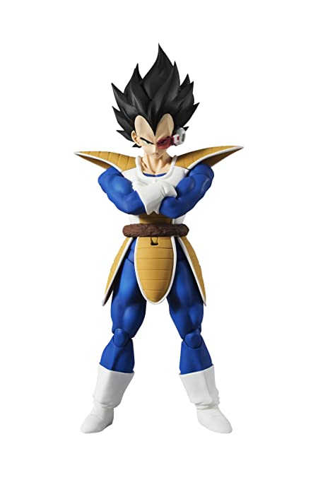 Amazon Com Tamashii Nations Bandai S H Figuarts Vegeta Dragon Ball