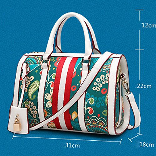 Handbag Women Shoulder Simple Zllnsxkb Bag Wild Cross Fashion Daypack Bag White qpfFxt