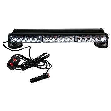 MStar - Tubo de luces LED bilateral 6x 6, impermeable, lá